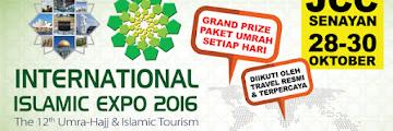 Jadwal International Islamic Expo 2016 dan Harga Paket Umroh