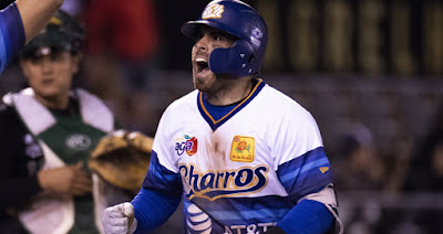 Charros de Jalisco vencieron 8 a 7 a Cañeros de Los Mochis
