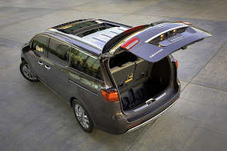 Make room for Kia Sedona among minivan elite