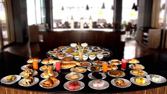 swiss cafe tawarkan menu sarapan pagi khas tradisonal