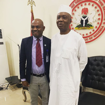 Promise Fulfilled: Saraki Redeems N5m Pledge For Ailing Actors