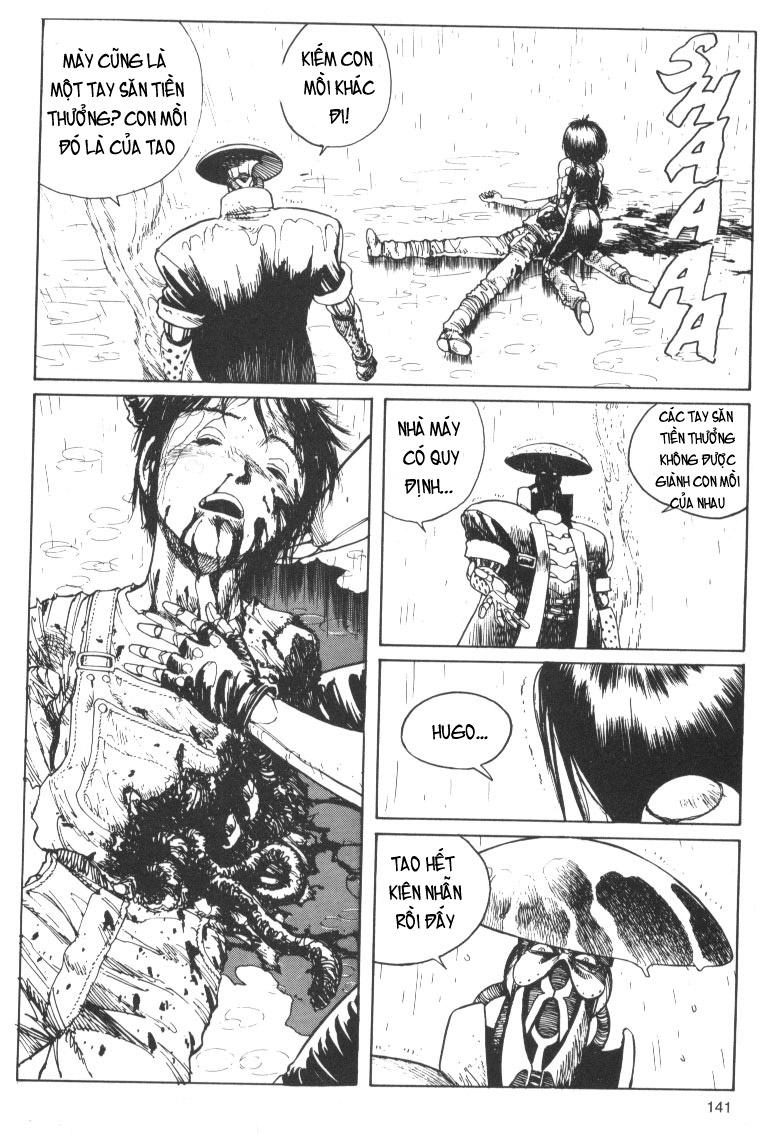 Battle Angel Alita chapter 10 trang 49