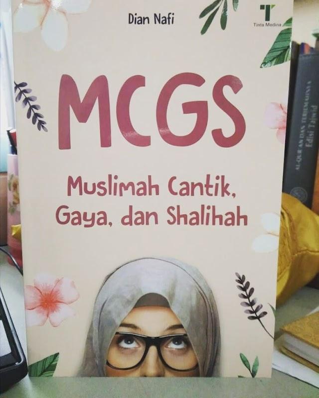 Give Away MCGS Muslimah Cantik Gaya Shalihah
