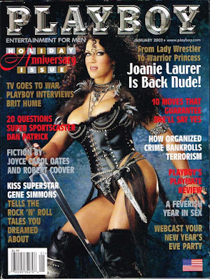 Chyna Playboy Cover Medieval Theme