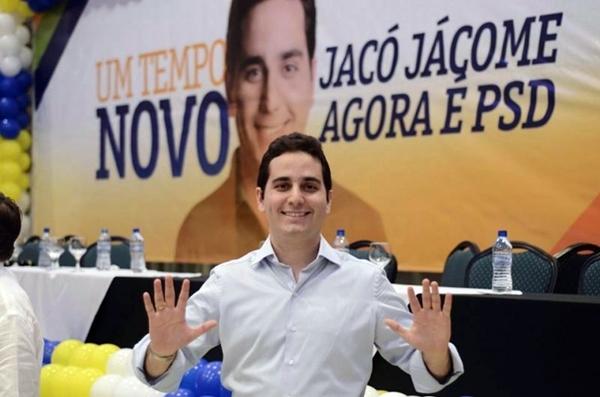Jacó Jácome não acredita que o PSD possa lhe tirar a legenda para impedir sua candidatura à reeleição