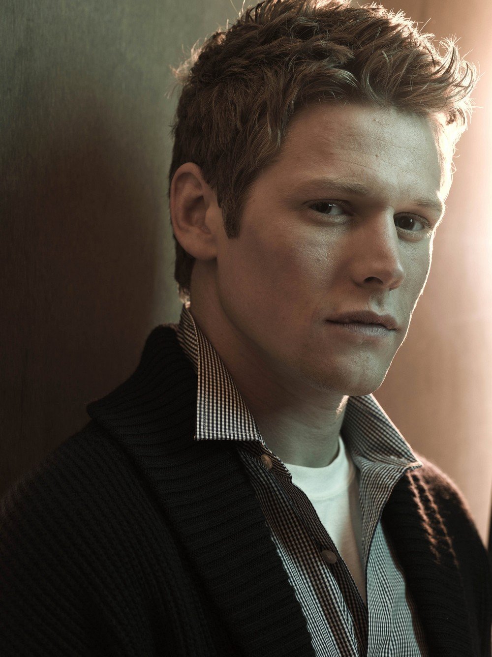 Zach Roerig as Sarge Will Mosley | Meet the Cast of USA's ... |Zach Roerig