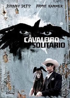 Capa do Filme O Cavaleiro Solitário