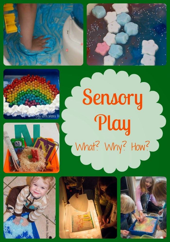 Sensory Play What? Why? How?