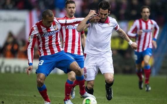 Atletico Madrid vs Sevilla