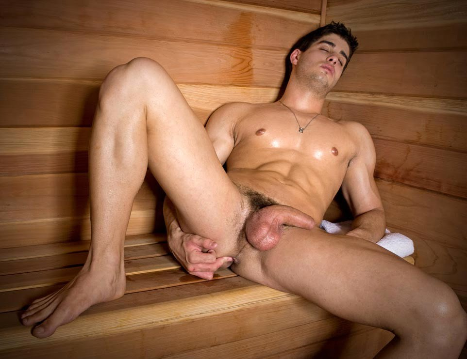 sauna sex video