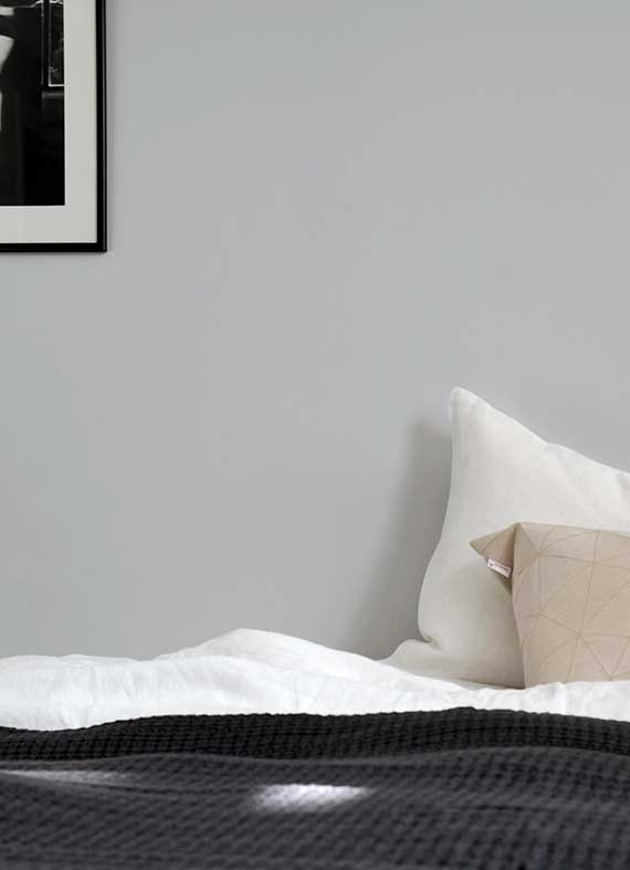 Edlab linen cushion cover in white and nude origami cushion cover from S2 20