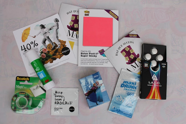 contenido caja smilebox septiembre