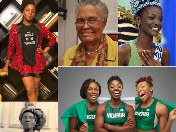 My Top 5 Nigerian Women in History