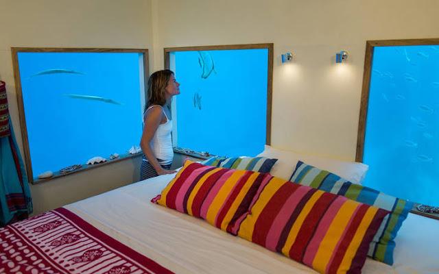 Ένα δωμάτιο ξενοδοχείου μοναδικό στον κόσμο (photos-ΒΙΝΤΕΟ)