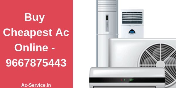 Buy Cheapest Ac Online