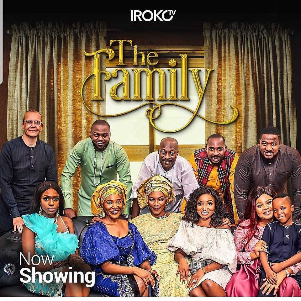 Judith Audu's Blog: New Movie Alert: Judith Audu's 'THE FAMILY' is