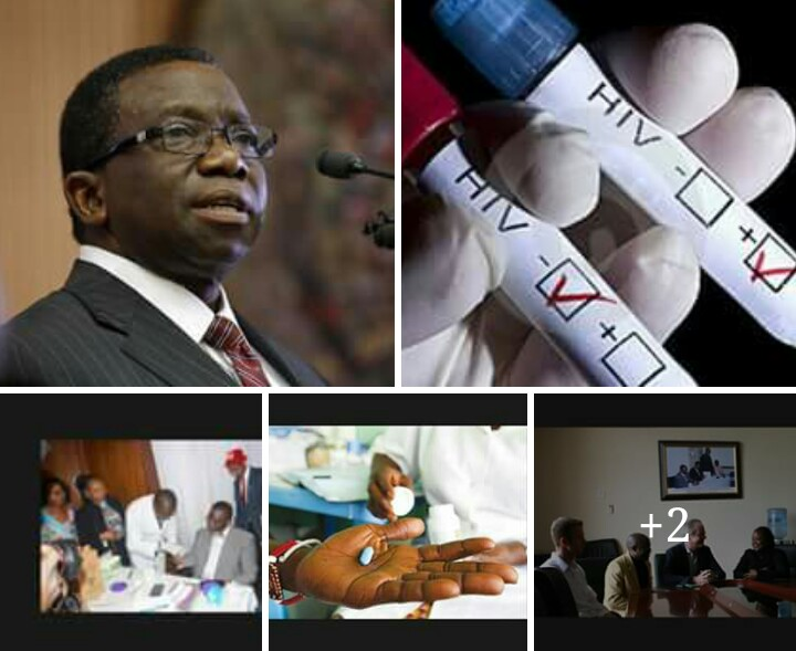 Man has found the cure for HIV in Ngeria, approved by World Health