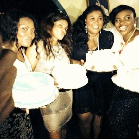 ireti osayemi birthday party
