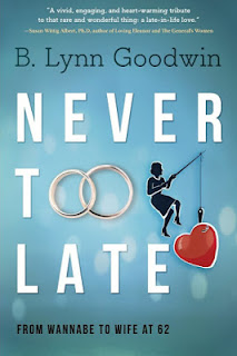 Never Too Late by B. Lynn Goodwin [My Book Review]
