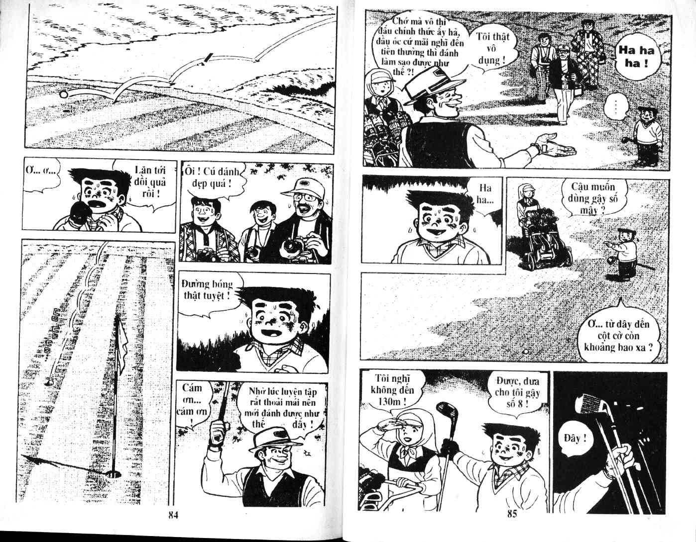 Ashita Tenki ni Naare chapter 35 trang 41