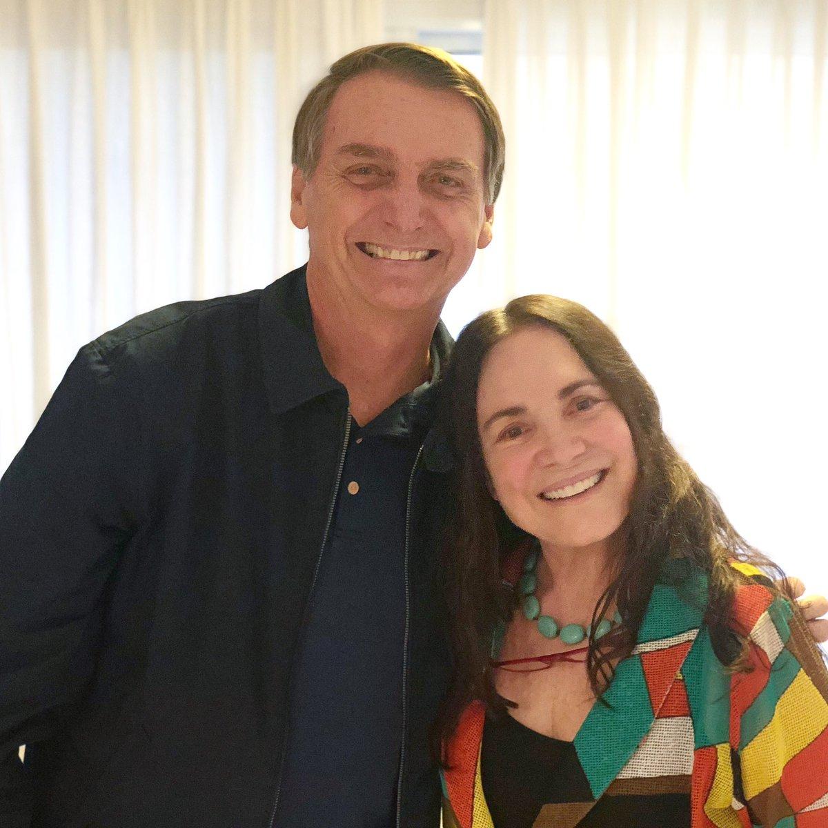 Regina Duarte declara voto a Bolsonaro no 2º Turno Presidencial 675ad2dcdc05c