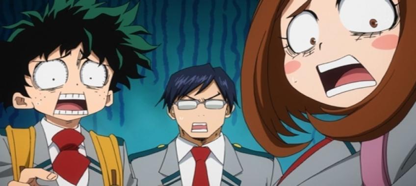 Boku no Hero Academia 05
