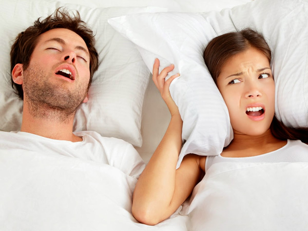 Tricks To Away From Snoring