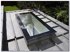Flat GLASS Roof WINDOWS