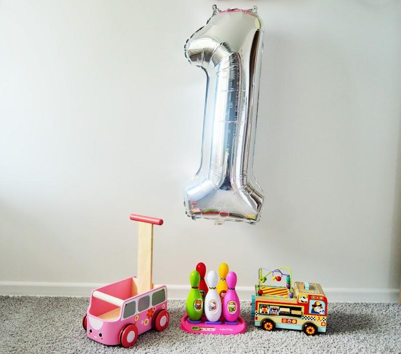1 Urodziny z Edukatorkiem