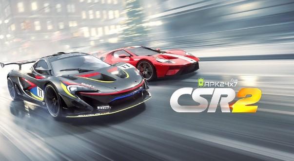CSR Racing 2 APK + OBB + Mod Download – Racingapk