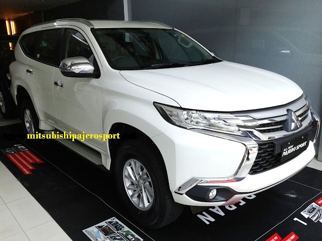kredit dp ringan pajero sport 2018, paket kredit all new pajero 2018
