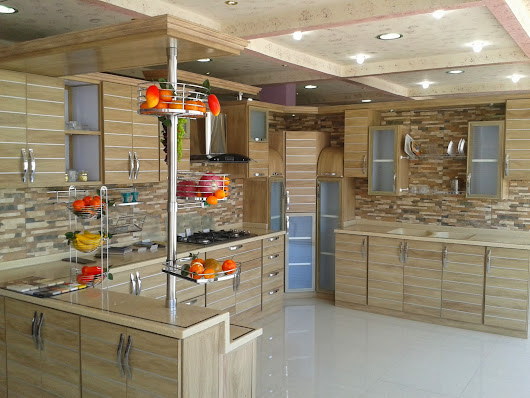 مطبخ صاج الماني