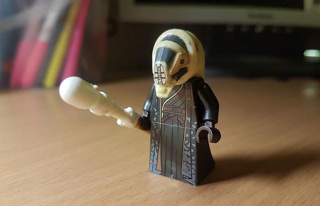 Молох из Хана Соло Звездные истории, Звездные войны, фигурка лего
