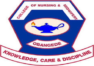 2017/18 Kogi State College Of Nursing & Midwifery Admission Form