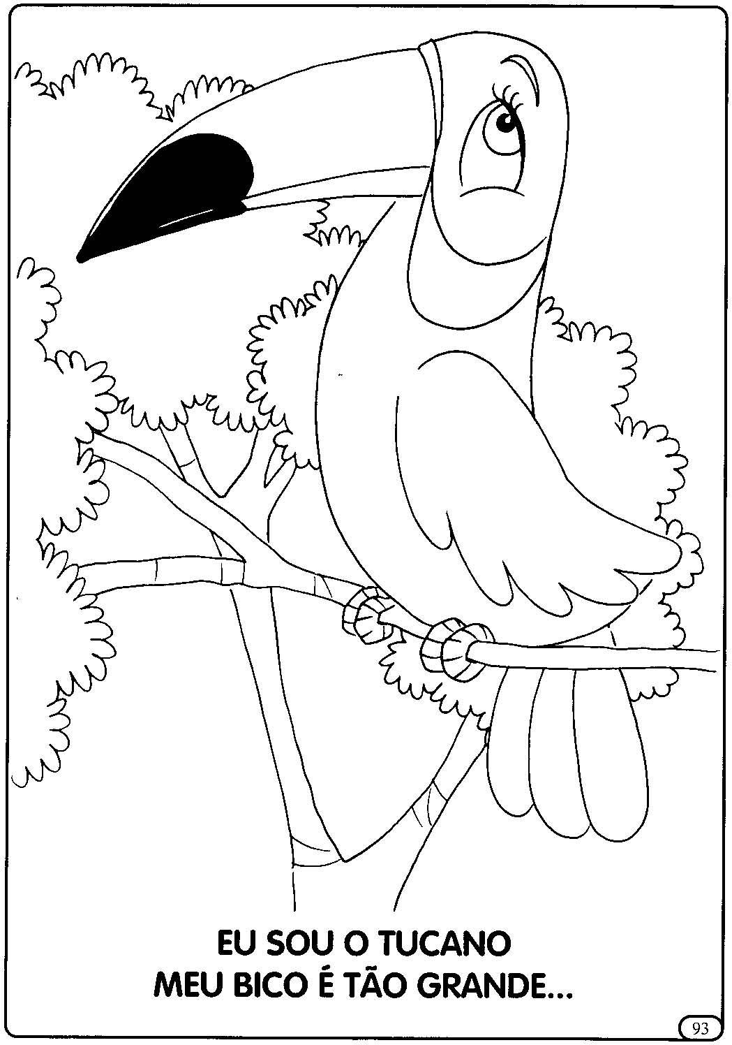 Desenhos De Animais Tao Fofinhos Para Colorir Pintar Imprimir