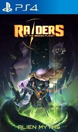 10386530 - Raiders of the Broken Planet PS4-PRELUDE