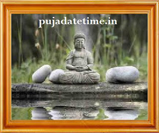 Buddha Jayanti Date Time in India