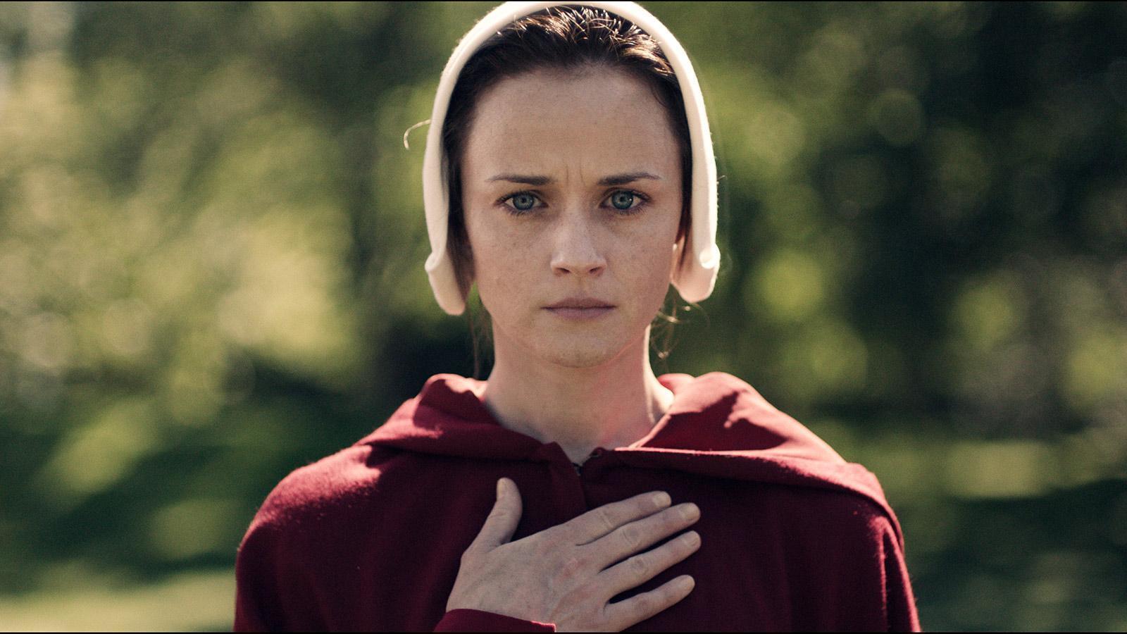 Alexis Bledel - The Handmaid's Tale - serie hbo