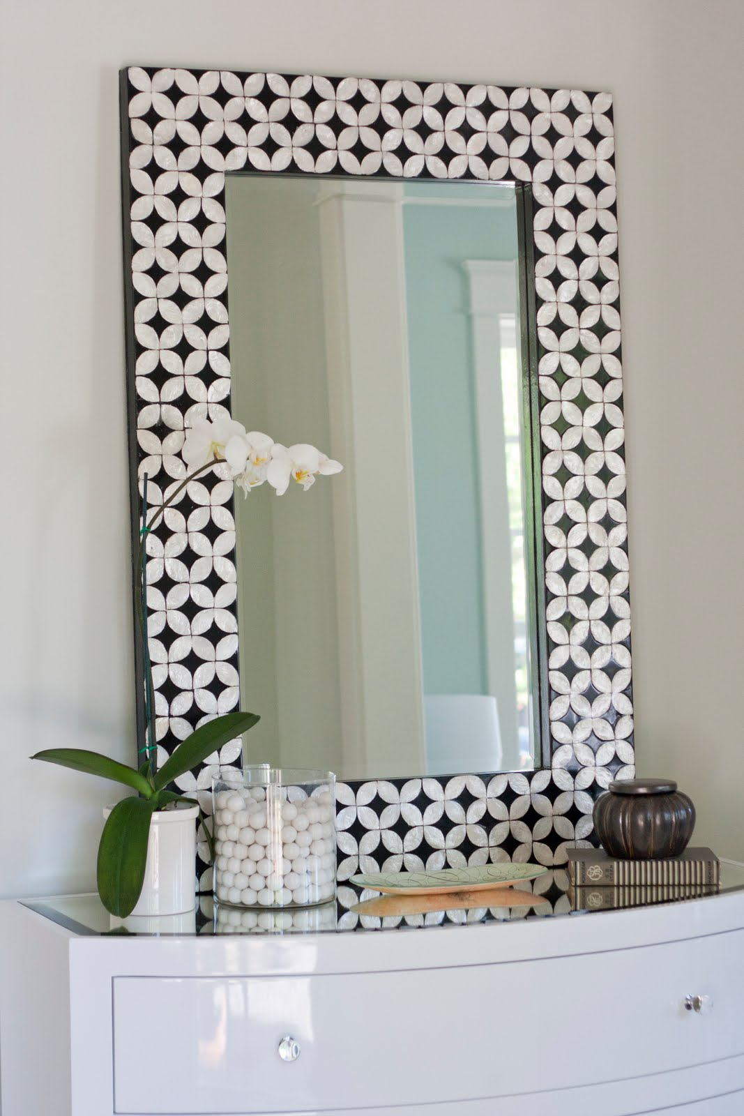 Picket Fence Design Pier 1 Finds Mirrors