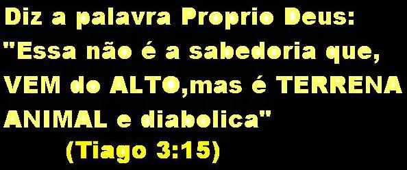 Resultado de imagem para Tiago 3:15