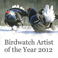 Birdwatch Artist of the Year 2012