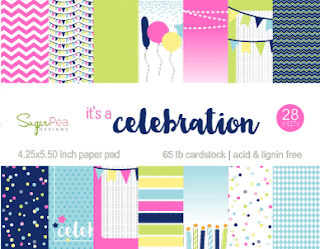 Patterned Paper Collection - It's a Celebration