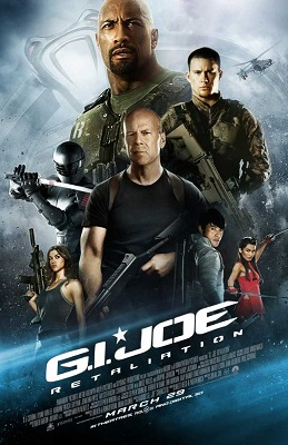G I Joe - Retaliation Dual Audio Movie Download, G.I. Joe - Retaliation (2013) Hindi Dual Audio 480p BRRip 350MB