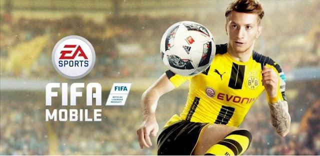 FIFA Mobile Soccer v1.0.1 Full APK Gratis Terbaru