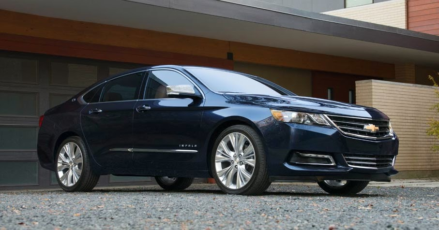 Graff Chevrolet Bay City >> Hank Graff Chevrolet - Bay City: Chevy Impala, Traverse Make KBB.com's 12 Best Family Cars