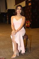Aishwarya Devan in lovely Light Pink Sleeveless Gown 015.JPG