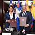 Cancilleres RD y Colombia ratifican interés en incrementar lucha conjunta contra el narcotráfico y otros delitos