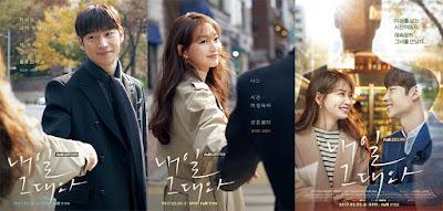 Drama Korea Tomorrow With You Lakonan Shin Min Ah dan Lee Je Hoon