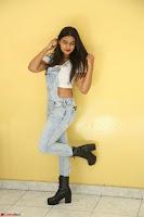 Neha Deshpande in Spicy Denim Jumpsuit and Whtie Crop Top March 2017 141.JPG