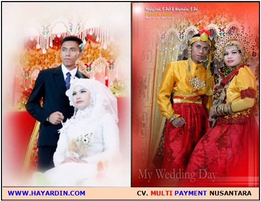 Pernikahan Hayardin dengan Mahgfirah